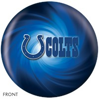 KR Indianapolis Colts NFL Ball Bowling Balls