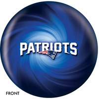 KR Strikeforce New England Patriots NFL Ball Bowling Balls