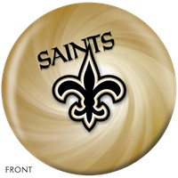 KR New Orleans Saints NFL Ball Bowling Balls