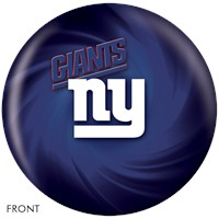 KR New York Giants NFL Ball Bowling Balls