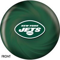 KR Strikeforce New York Jets NFL Ball Bowling Balls