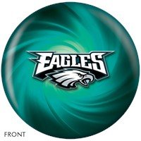 KR Philadelphia Eagles NFL Ball Bowling Balls