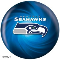KR Seattle Seahawks NFL Ball Bowling Balls