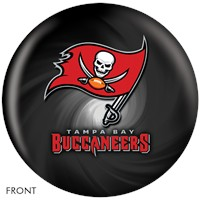 KR Tampa Bay Buccaneers NFL Ball Bowling Balls