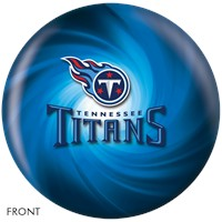 KR Strikeforce Tennessee Titans NFL Ball Bowling Balls