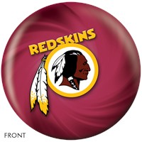 KR Washington Redskins NFL Ball Bowling Balls
