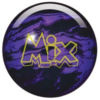 Storm Mix Black/Purple Bowling Balls