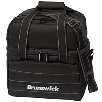 Brunswick Kooler C Single Tote Black Bowling Bags