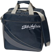 KR KRaze Single Tote Navy/Charcoal Bowling Bags