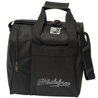KR Rook Single Tote Black Bowling Bags