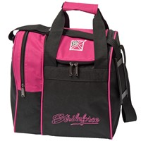 KR Strikeforce Rook Single Tote Pink Bowling Bags