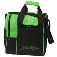 KR Rook Single Tote Lime Bowling Bags