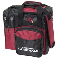 KR Arizona Cardinals NFL Single Tote Bowling Bags