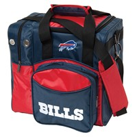 KR Buffalo Bills NFL Single Tote Bowling Bags
