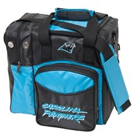KR Carolina Panthers NFL Single Tote Bowling Bags