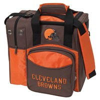 KR Cleveland Browns NFL Single Tote Bowling Bags