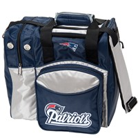 KR New England Patriots NFL Single Tote Bowling Bags