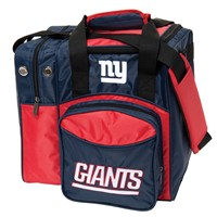 KR New York Giants NFL Single Tote Bowling Bags