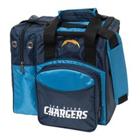 KR San Diego Chargers NFL Single Tote Bowling Bags