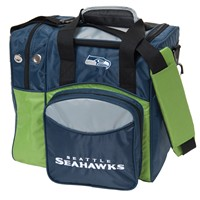 KR Seattle Seahawks NFL Single Tote Bowling Bags