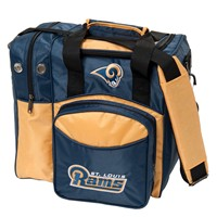 KR Strikeforce St. Louis Rams NFL Single Tote Bowling Bags