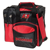 KR Tampa Bay Buccaneers NFL Single Tote Bowling Bags