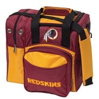KR Washington Redskins NFL Single Tote Bowling Bags