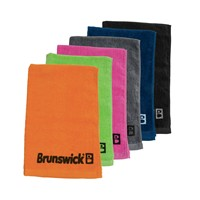 Brunswick Solid Cotton Towel Hot Pink