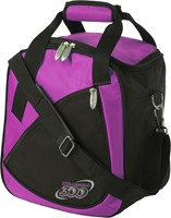 Columbia Team C300 Single Tote Purple Bowling Bags
