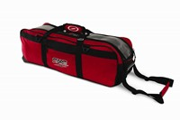 Storm 3 Ball Tournament Roller/Tote Red Bowling Bags