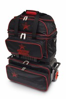 Roto Grip 4 Ball Roller Black/Red Bowling Bags