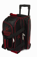 Roto Grip 2 Ball Roller Black/Red Bowling Bags