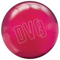 DV8 Polyester Fearless Fuchsia with Free Bag Bowling Balls