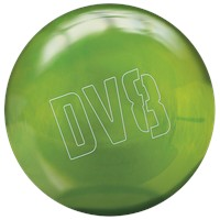 DV8 Polyester Slime Green with Free Bag Bowling Balls