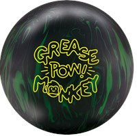 Radical Grease Monkey Pow Bowling Balls