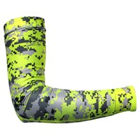 Badger Compression Sleeve Digi-Cam Safety Yellow