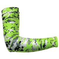Badger Compression Sleeve Digi-Cam Lime Green