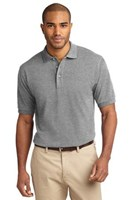 Port Authority Mens Pique Knit Sport Oxford
