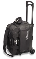 BSI Prestige Double Ball Roller Black Bowling Bags