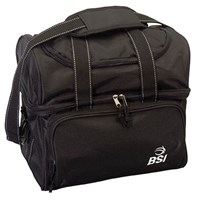 BSI Taxi Single Tote Black Bowling Bags