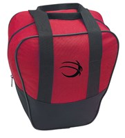 BSI Nova Single Tote Red/Black Bowling Bags