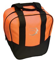 BSI Nova Single Tote Orange/Black Bowling Bags