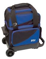 BSI Prestige 1 Ball Roller Black/Blue
