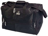 BSI Pro Double Tote Black Bowling Bags