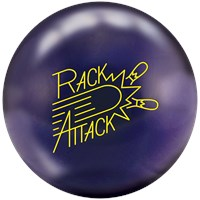 Radical Rack Attack Grape Solid Bowling Balls