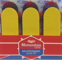 Master Momentum Tape Yellow
