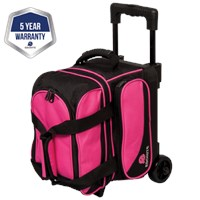 Ebonite Transport I Single Roller Pink Bowling Bags