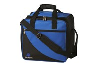 Ebonite Basic 1 Ball Tote Blue Bowling Bags