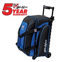 KR Eliminator 2 Ball Roller Royal Bowling Bags
