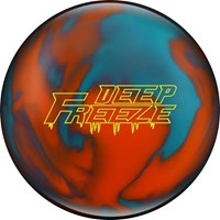 Columbia Deep Freeze Coral Splash Bowling Balls